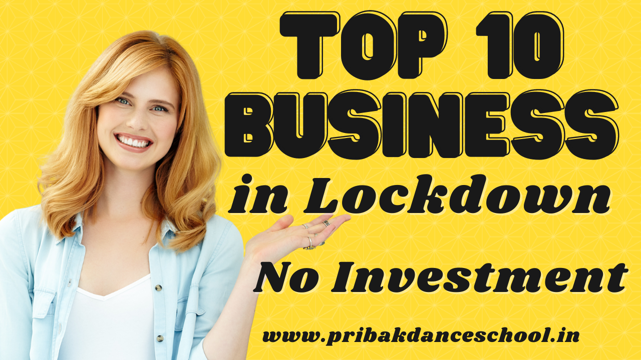 Top 10 Effective Lockdown Business Idea In Tamil Nadu-Work From Home.