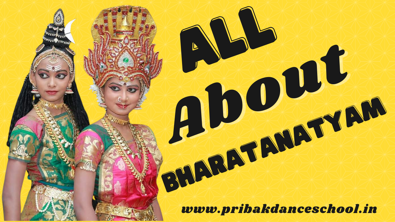 Learn All About Bharatanatyam Classical Dance & Costumes