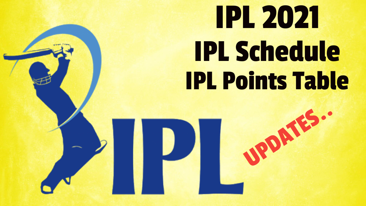 IPL Points Table,IPL 2021 Auction,Schedule,Time Table,IPL20,Images