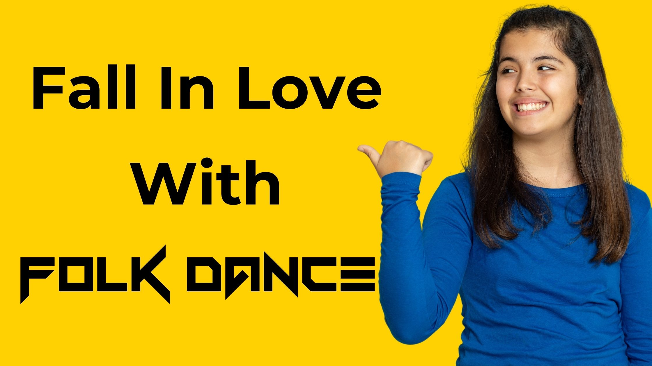 Folk Dance: I'm Damn Sure You Will Fall In Love With-After Reading This.